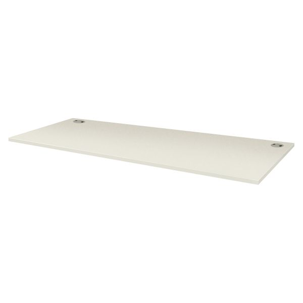 HON Voi Rectangular Worksurface, 72w x 30d, White