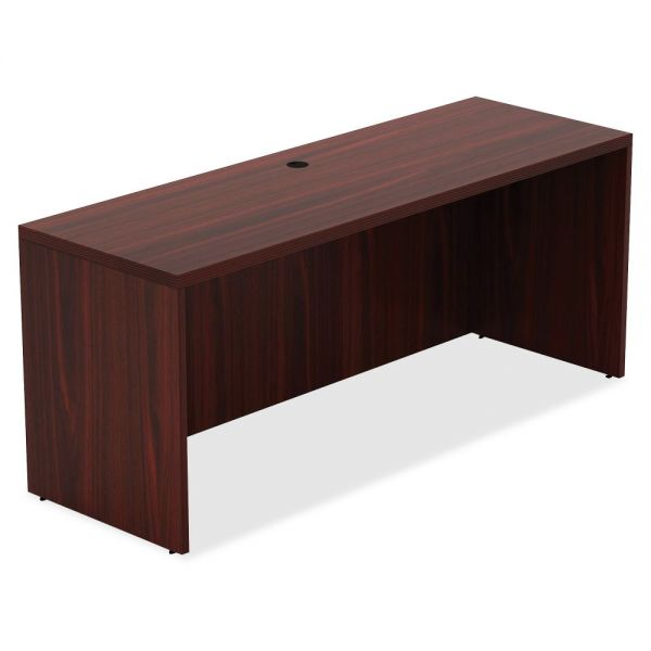 Lorell Chateau Series Desk Shell