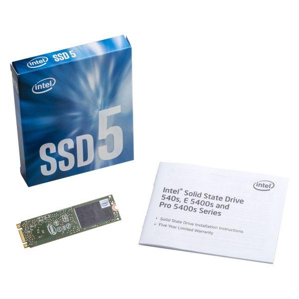 Intel 540s 240 GB Internal Solid State Drive - SATA - M.2