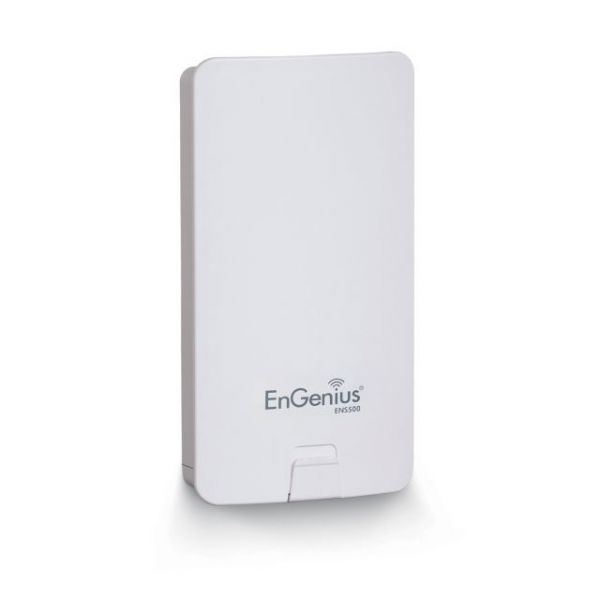 EnGenius ENS500 IEEE 802.11n 300 Mbit/s Wireless Access Point - UNII Band