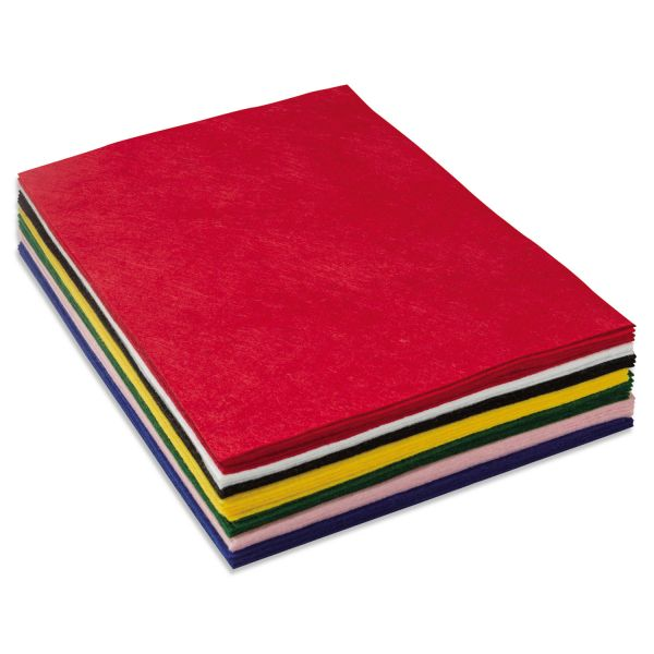 ChenilleKraft One Pound Felt Sheets