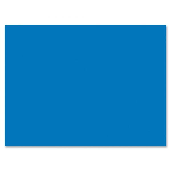 Pacon Blue Construction Paper