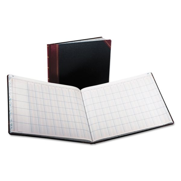 Boorum & Pease 36 Column Ledger Book