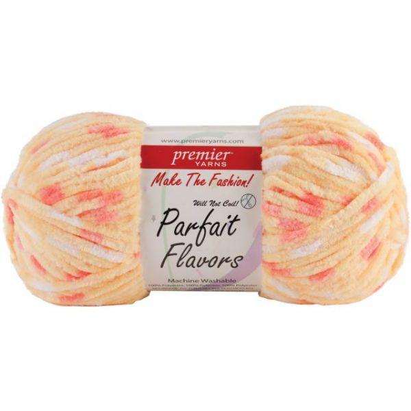 Premier Parfait Flavors Yarn - Candy Corn