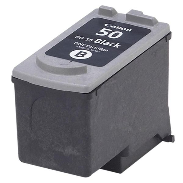Canon PG-50 Black Ink Cartridge (0616B002)