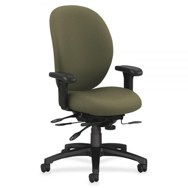 HON Unanimous 7608 Series Executive High-Back Office Chair