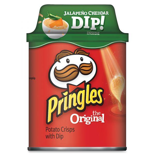 Pringles Potato Chips With Dip
