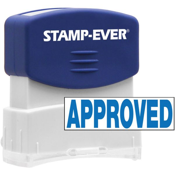 Stamp-Ever Pre-inked APPROVED Stamp