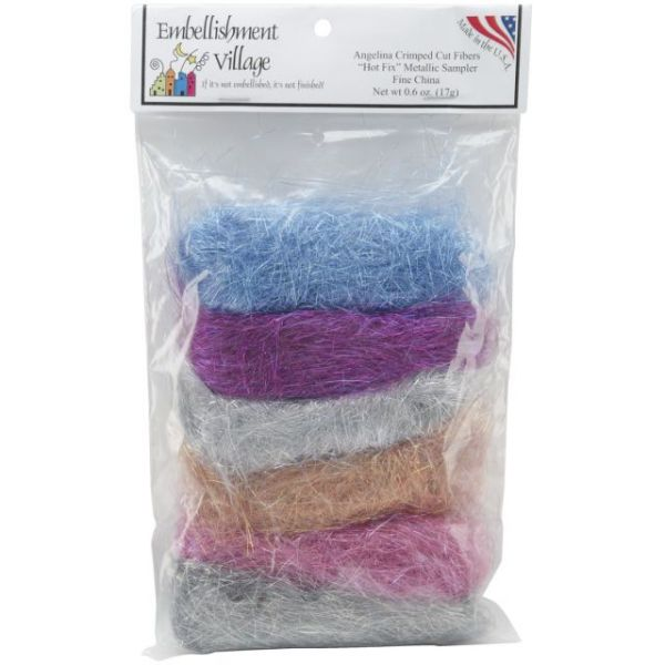 Angelina Straight Cut Fibers .1oz 6/Pkg