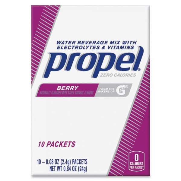 Propel Beverage Mix Packets