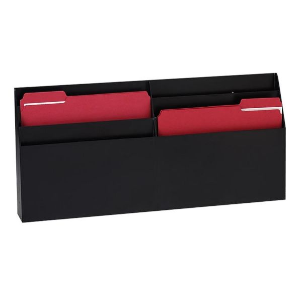 Rubbermaid Optimizer Desk/Wall File Pockets