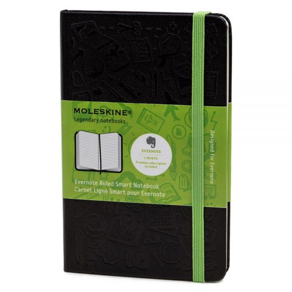 Moleskine Evernote Smart Notebook