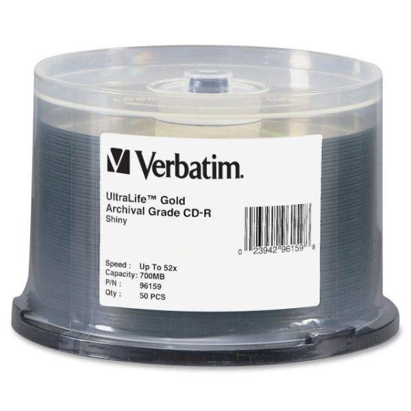 Verbatim UltraLife Recordable CD Media