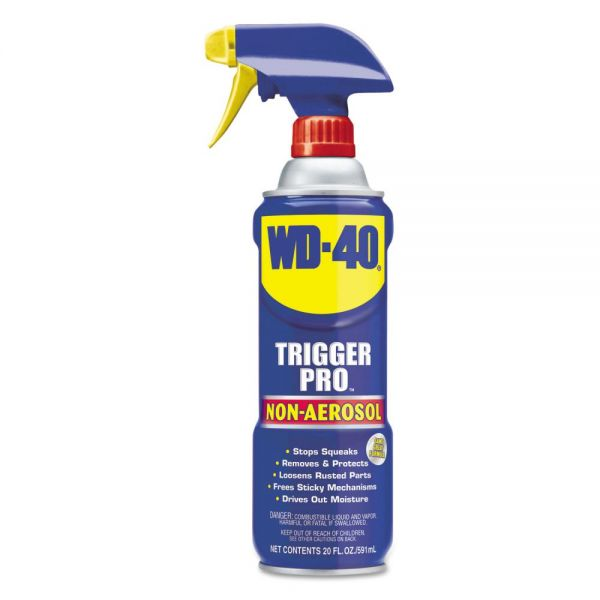 WD-40 Trigger Pro Lubricant
