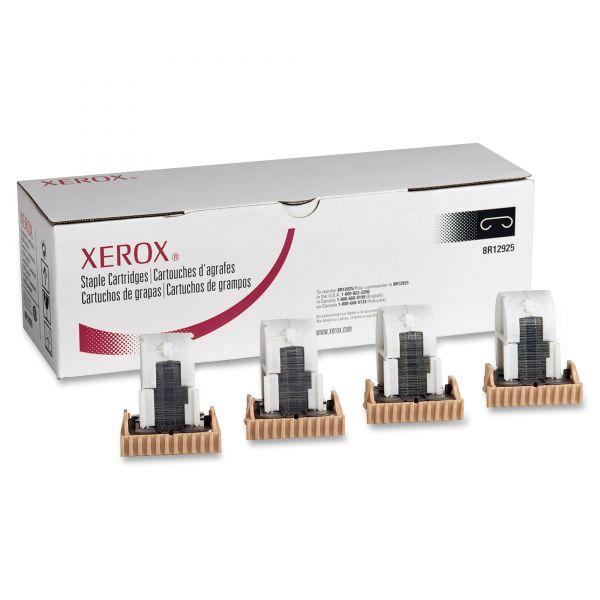Xerox Finisher Staples for Xerox Phaser 7760, Four Cartridges, 20,000 Staples per Pack
