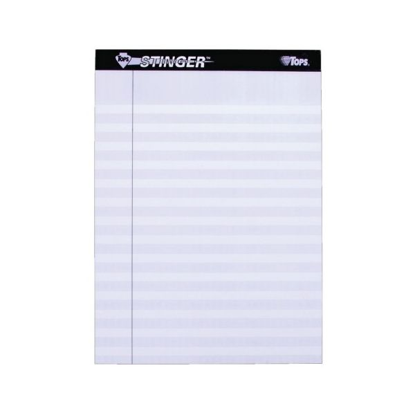 TOPS Stinger Letter Size Legal Pads