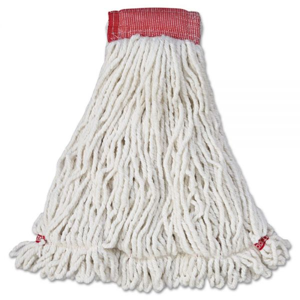 Rubbermaid Web Foot Shrinkless Wet Mop Heads