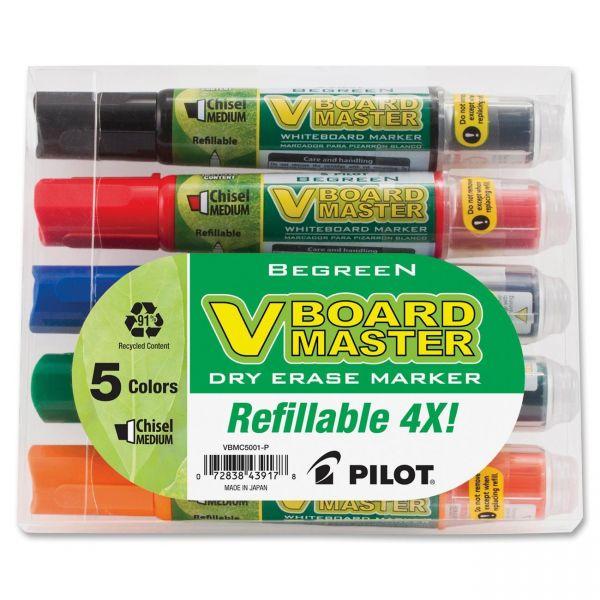 BeGreen VBoard Master Dry-Erase Markers