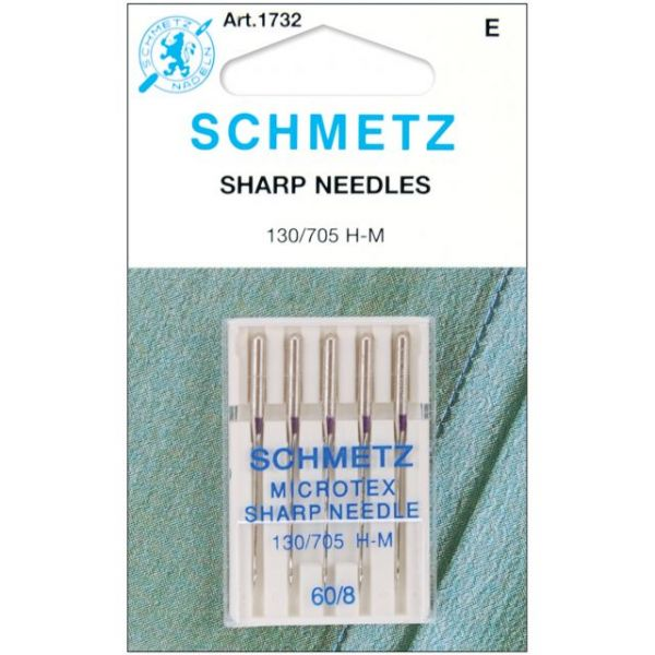 Microtex Sharp Machine Needles