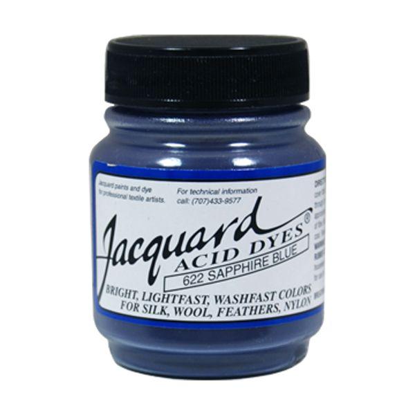 Jacquard Sapphire Blue Acid Dyes