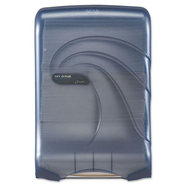 San Jamar Large Capacity Ultrafold Paper Towel Dispenser