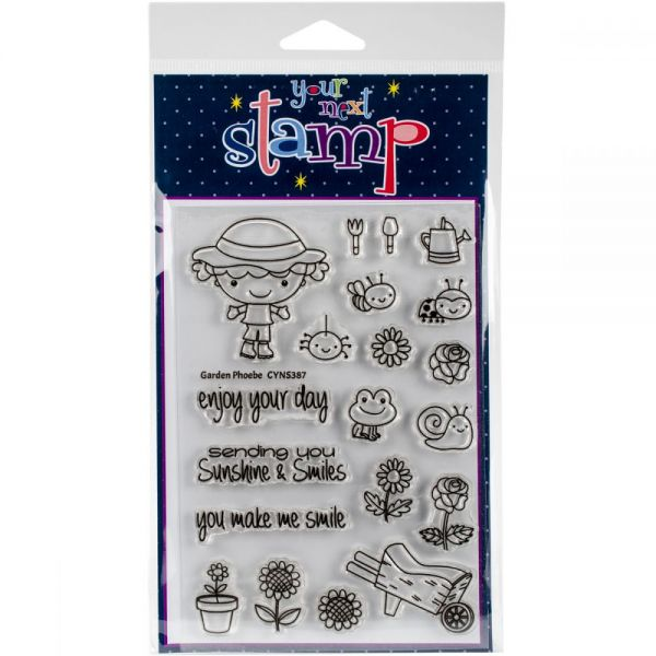 "Your Next Stamp Clear Stamps 4""X6"""