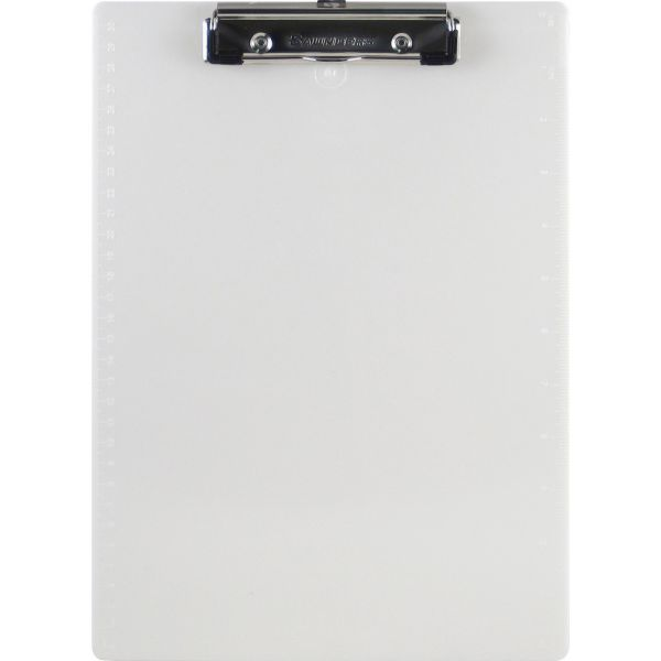 Saunders Recycled Plastic Clipboards with Spring Clip