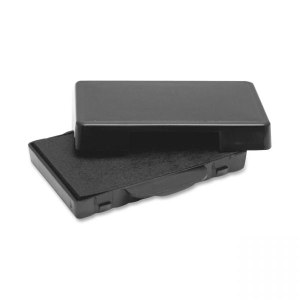 Identity Group Trodat T5460 Dater Replacement Ink Pad, 1 3/8 x 2 3/8, Black