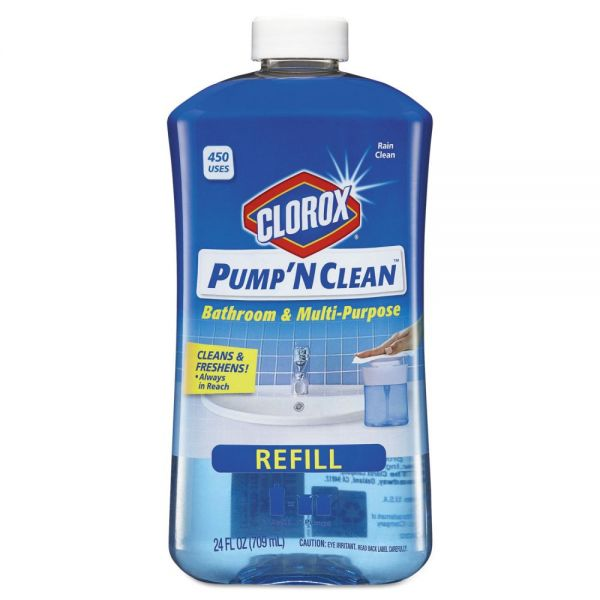 Clorox Pump 'N Clean Bathroom Cleaner