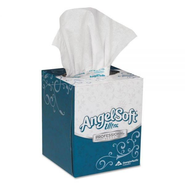 Angel Soft ps Ultra Premium 2-Ply Facial Tissues