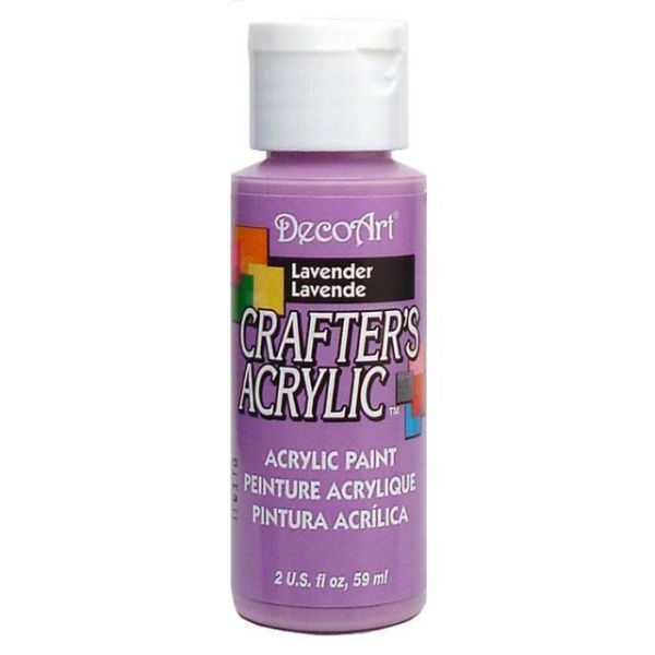 Deco Art Lavender Crafter's Acrylic Paint
