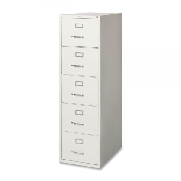 Lorell Commercial Grade 5 Drawer Vertical File Cabinet