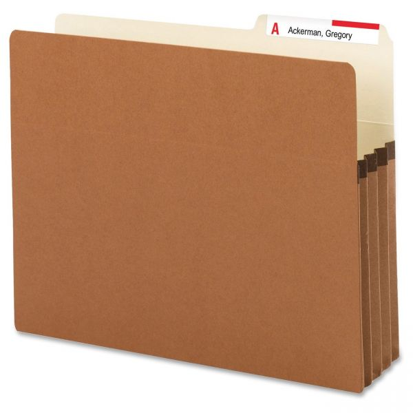 Smead 73088 Redrope Expanding File Pockets