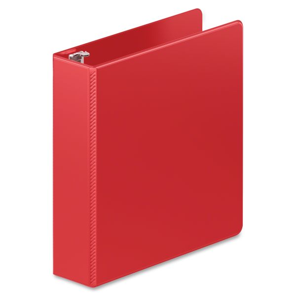"Wilson Jones Heavy-Duty 2"" 3-Ring View Binder"
