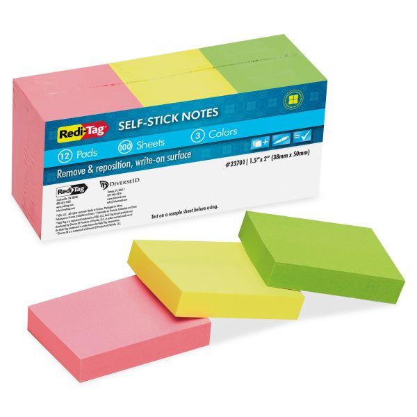 Redi-Tag Adhesive Note Pads