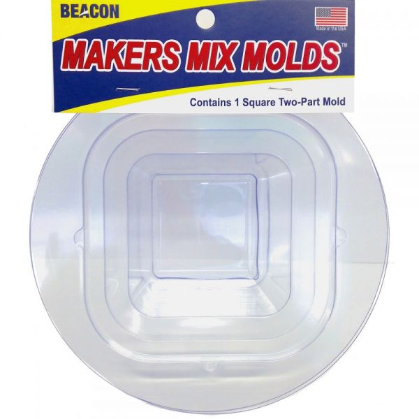 Makers-Mix Stepping Stone Mold 2/Pkg