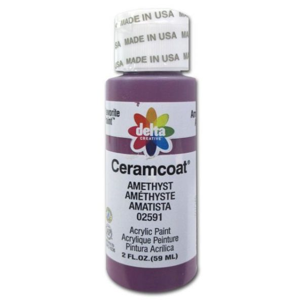 Ceramcoat Amethyst Acrylic Paint