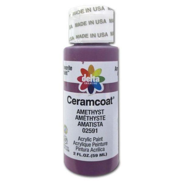Ceramcoat Amethyst Acrylic Paint