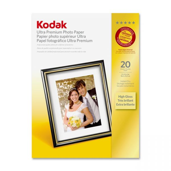 Kodak Ultra Premium Glossy Photo Paper