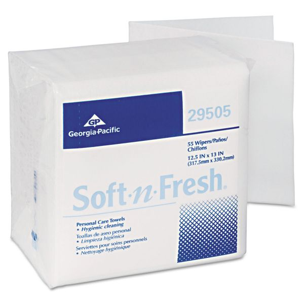 Soft-n-Fresh Personal Care Towels