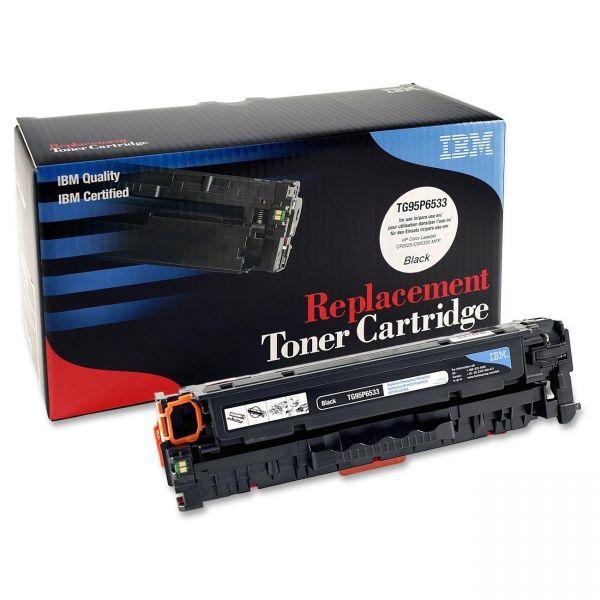 IBM Remanufactured HP CC530A Black Toner Cartridge