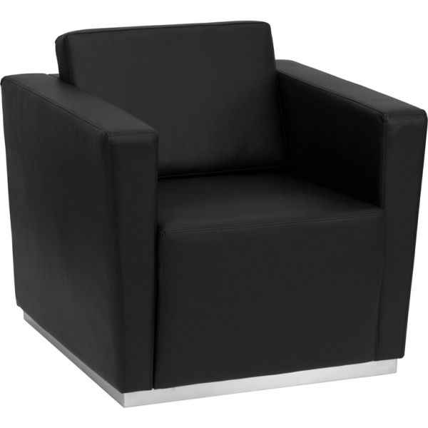 Flash Furniture Trinity Series Contemporary Leather Chair