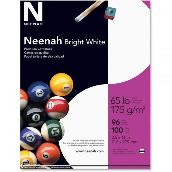 Neenah Paper Card Stock