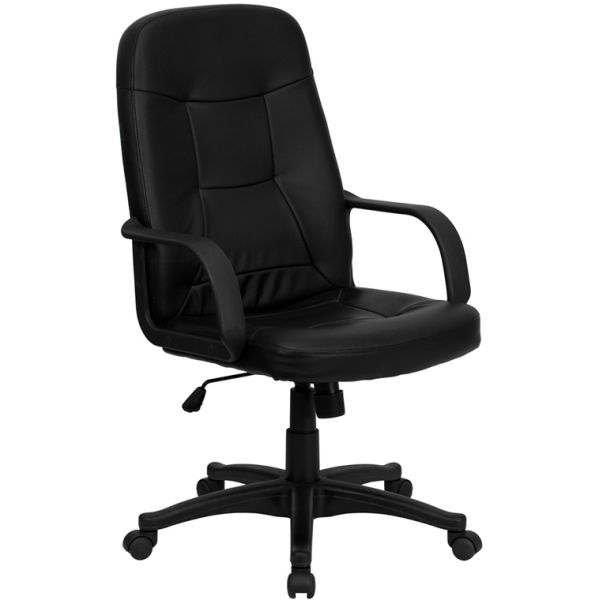 Flash Furniture High Back Executive Swivel Office Chair [H8021-GG]