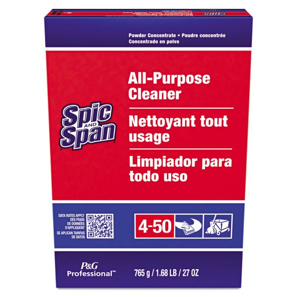 Spic and Span All-Purpose Floor Cleaner