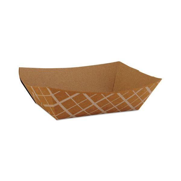 SCT Paper 1 lb Food Baskets