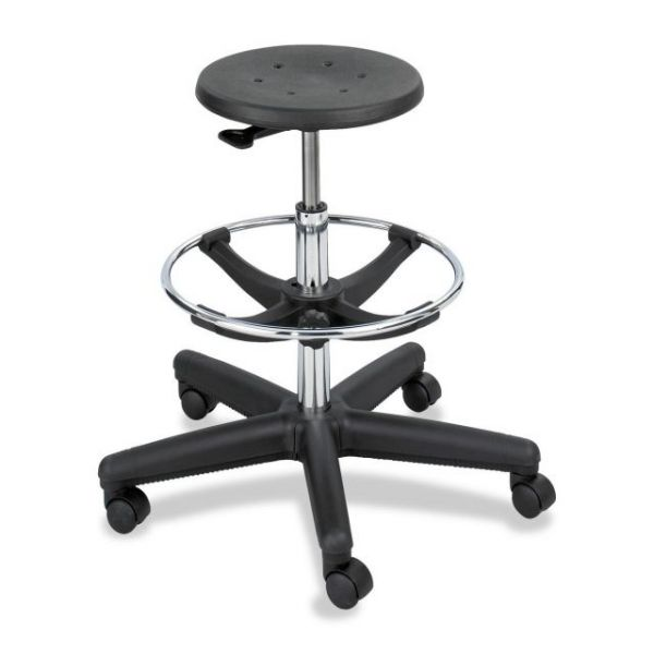 Safco Workbench Height Stool with Footring