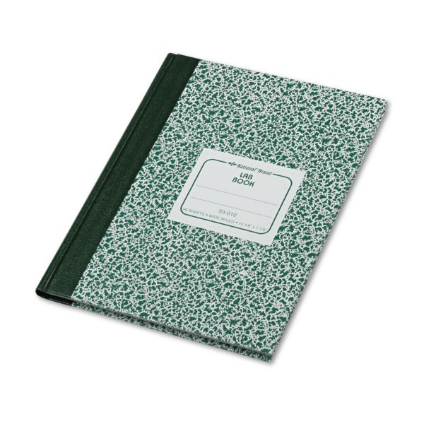 Rediform Center Sewn Lab Notebook