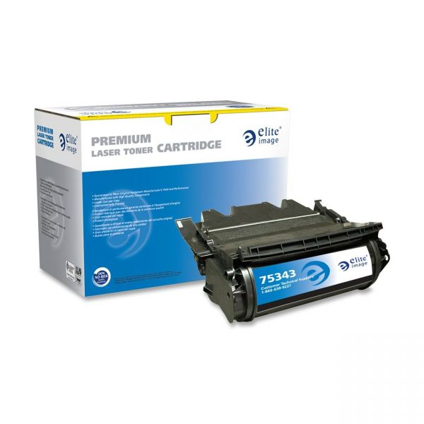 Elite Image Remanufactured Toner Cartridge - Alternative for Dell (341-2916)