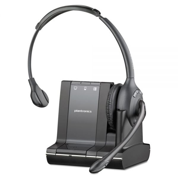 Plantronics Savi 710 Monaural Over-the-Head Headset